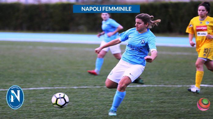 Napoli Calcio femminile: finisce 1-1 con il Perugia