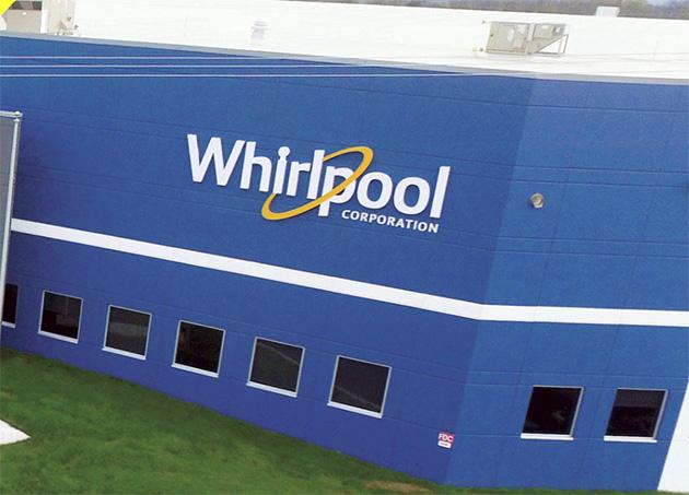 Whirlpool annuncia: