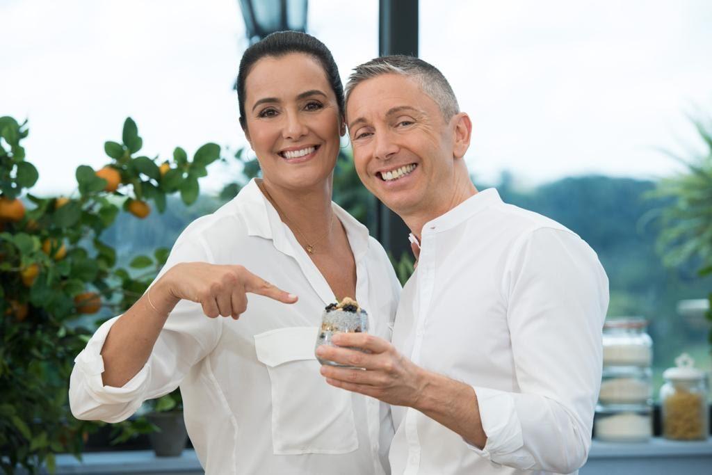 Capua e Mech in cucina su La7 per l'Ingrediente Perfetto