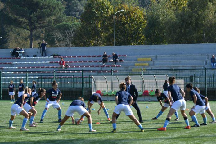 Napoli Calcio Femminilev