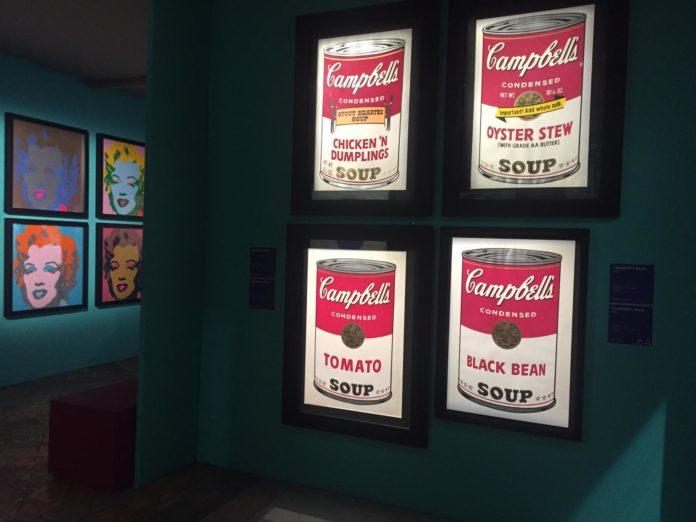 Andy Warhol-Napoli