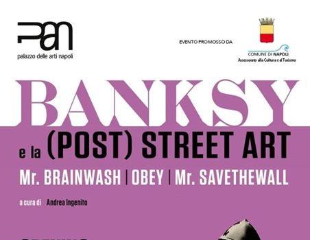 """""""Banksy e la street art"""