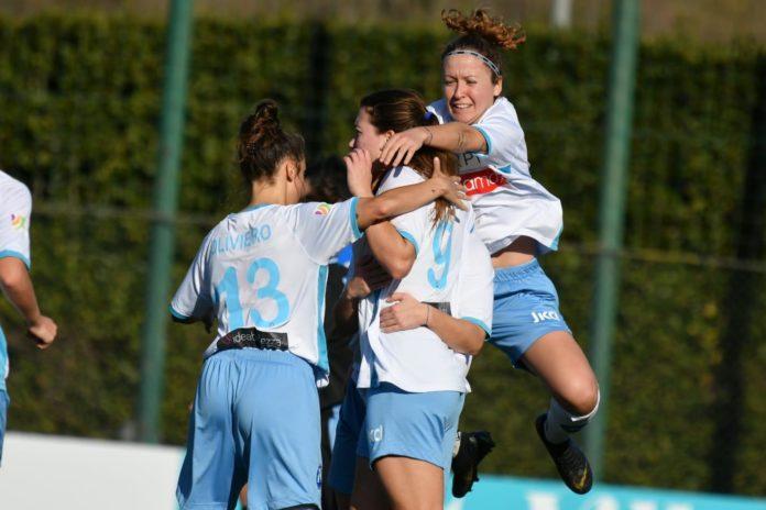 Lazio Women - Napoli Calcio femminile