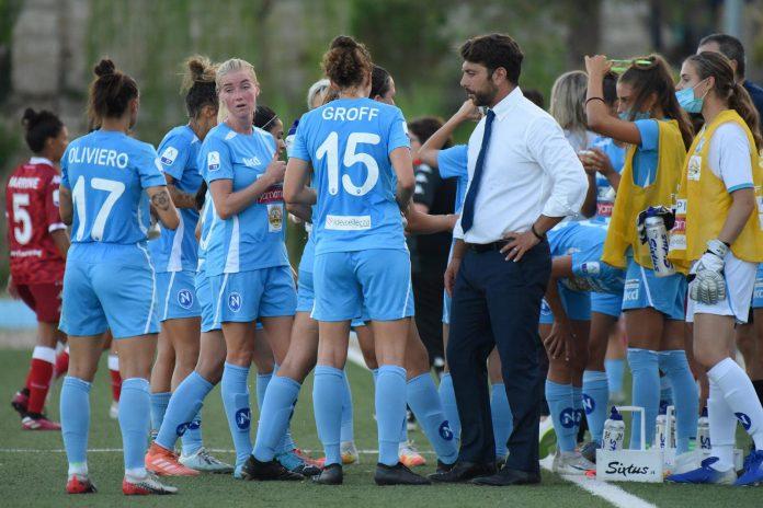 Napoli Calcio femminile - Fiorentina