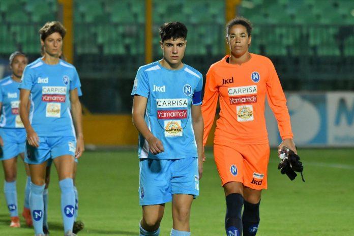 Sassuolo - Napoli Calcio femminile