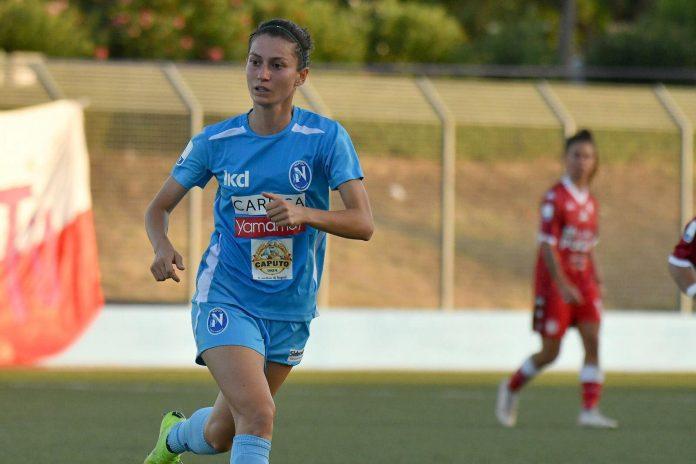 Napoli Calcio femminile, le dichiarazioni di Isotta Nocchi