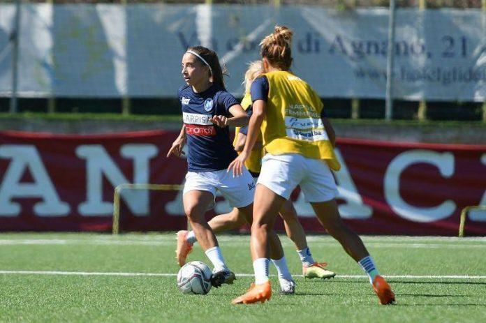 Napoli Calcio femminile: vincere a Florentia per ripartire