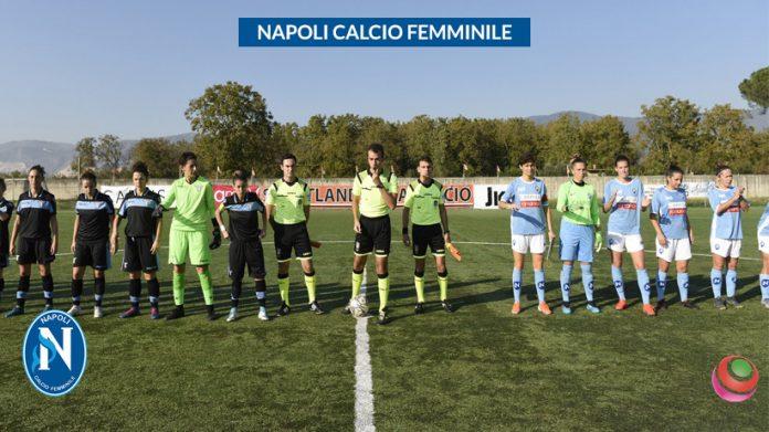 Napoli Calcio femminile: con la Lazio ancora vittoria