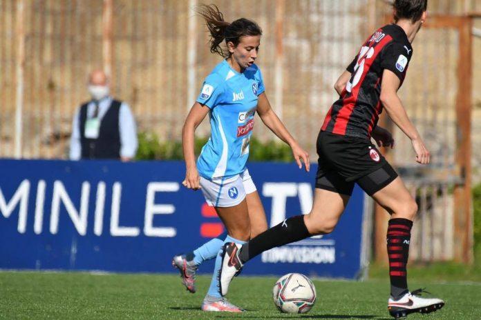 Napoli Calcio femminile: azzurre ferme a quota 0