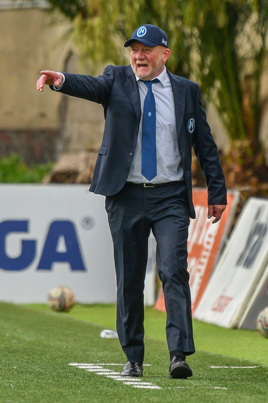 Napoli Calcio femminile: domani partita del cuore per Pistolesi