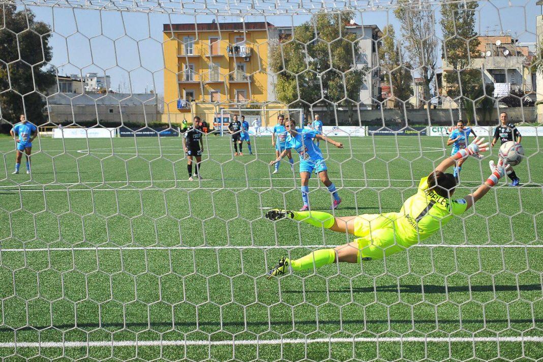 Napoli Calcio femminile: 3-3, tra gioia e rimpianti