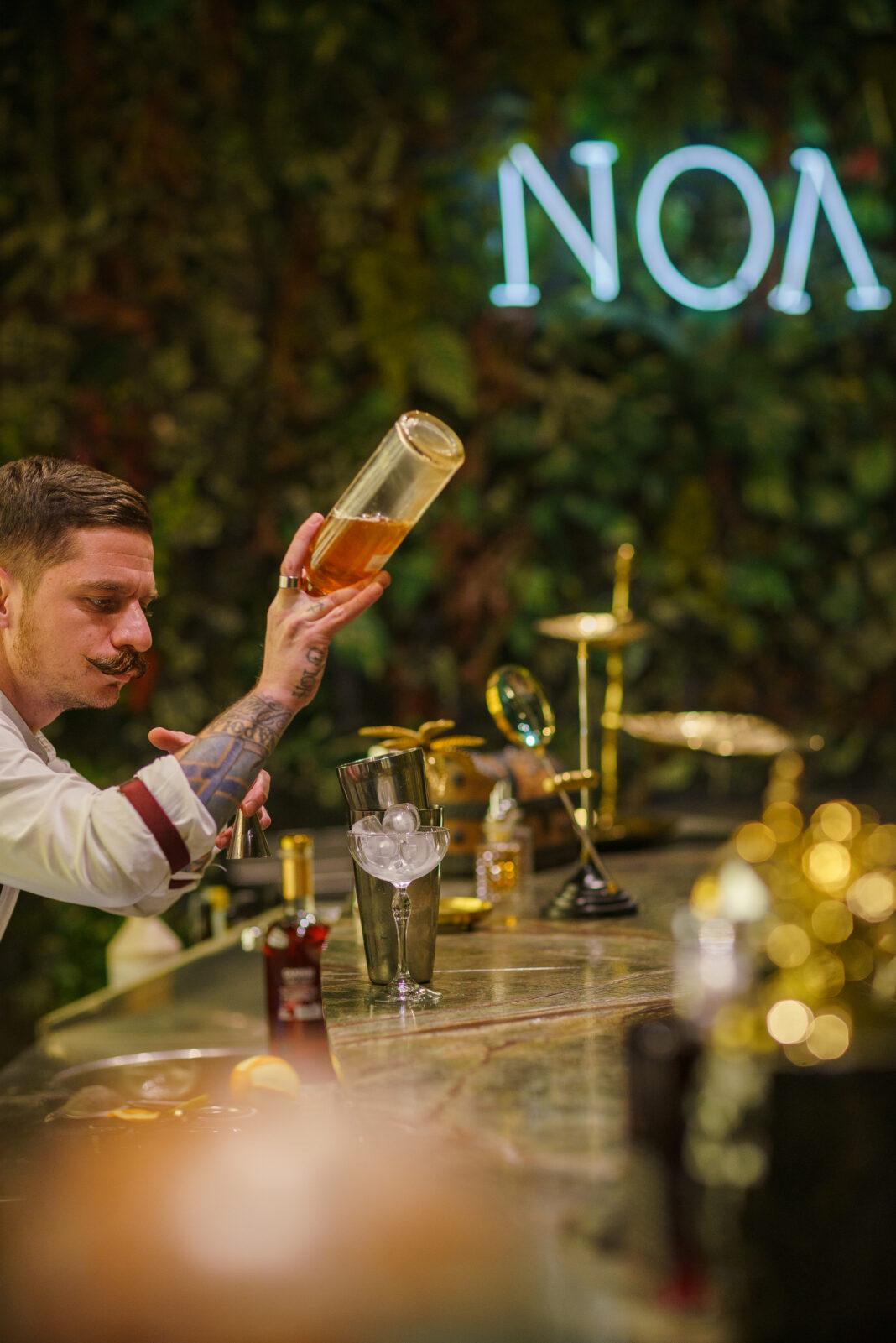 A Napoli apre NOA: primo worldwidetasting restaurant della città